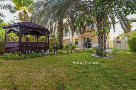 3 Bedroom Villa for Sale in The Springs, Dubai - 3E | Single Row | Lake View | Upgraded with maids room