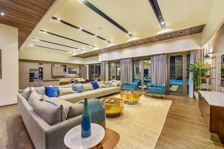 5 Bedroom Villa for Sale in Jumeirah Golf Estate, Dubai - Custom Design | Golf Course View | Private Pool