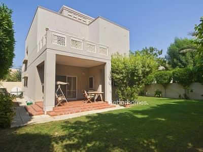 3 Bedroom Villa for Sale in The Meadows, Dubai - Type 15 | Pool & Park | Rented | Meadows