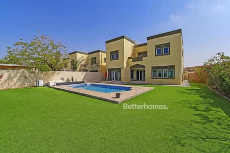 3 Bedroom Villa for Sale in Jumeirah Park, Dubai - Vacant 3 bedroom   Legacy   Private Pool