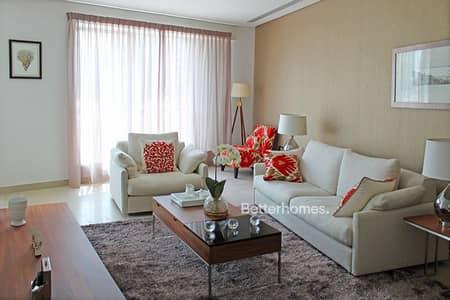 4 Bedroom Villa for Sale in Dubai Marina, Dubai - 4Br + Maid.  Podium Villa  Full Marina View | Upgraded