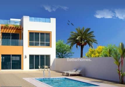 4 Bedroom Villa for Sale in Jumeirah Park, Dubai - 4 bedroom  Pool  Post Handover Payment