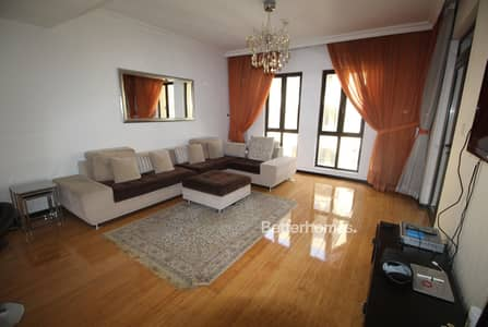 1 Bedroom Flat for Rent in Old Town, Dubai - Furnished   Upgraded Floors   Spacious