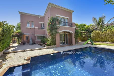 5 Bedroom Villa for Sale in Arabian Ranches, Dubai - Type 17 | Extended Master BR | Upgraded.