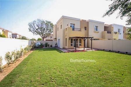 3 Bedroom Villa for Rent in Arabian Ranches, Dubai - Type 3E | Large Landscaped Plot | Single Row