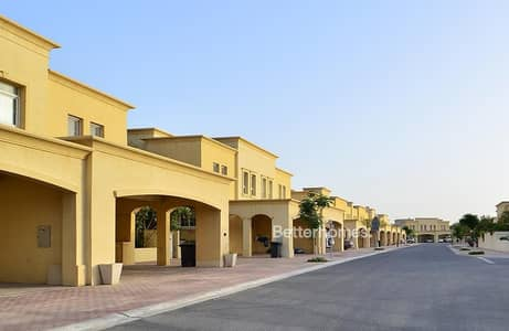 2 Bedroom Villa for Sale in The Springs, Dubai - Lovely Two Bedroom villa in Springs 14 Type 4m