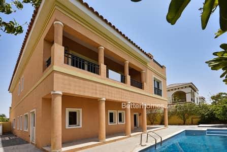 5 Bedroom Villa for Sale in The Villa, Dubai - Type A1 | Single Row | Pool IGarden view