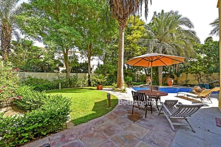 3 Bedroom Villa for Rent in The Springs, Dubai - Private Pool | Upgraded | Massive Unit |