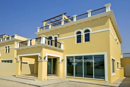 4 Bedroom Villa for Sale in Jumeirah Park, Dubai - 4 Bed Nova Villas with maids in Jumeirah Park