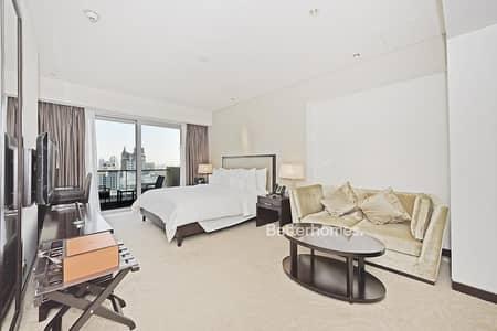Studio for Sale in Dubai Marina, Dubai - 5-Star I Fully furnished I Panorama View