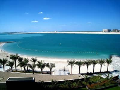 فلیٹ  للبيع في شاطئ الراحة، أبوظبي - Ready to Move In | Full Sea View | 3BR - Al Rahba