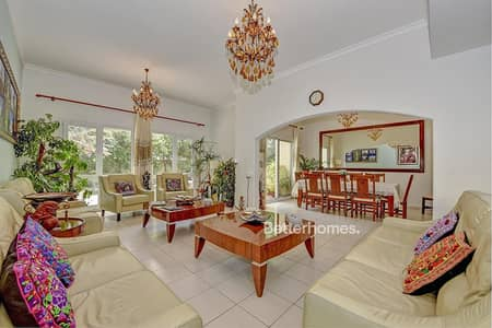 5 Bedroom Villa for Rent in The Meadows, Dubai - Type 7 | 5 Bed | Maid's Room | Meadows 1