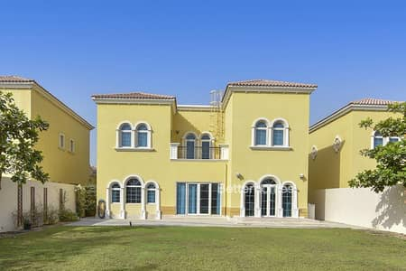 3 Bedroom Villa for Rent in Jumeirah Park, Dubai - Away from Cables  Legacy Large Park View