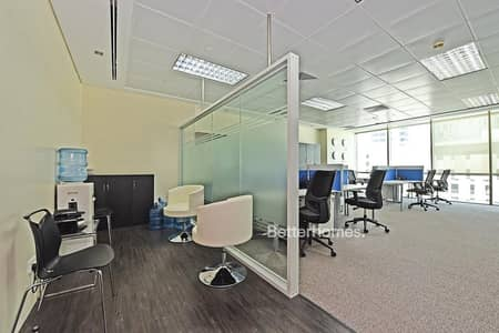 Office for Rent in DIFC, Dubai - Office For Lease | Fully Furnished | Liberty House