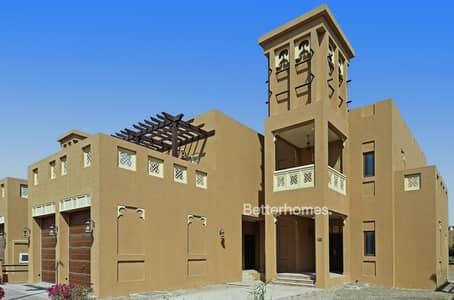 5 Bedroom Villa for Sale in Al Furjan, Dubai - Brand new type B villa in a family oriented community