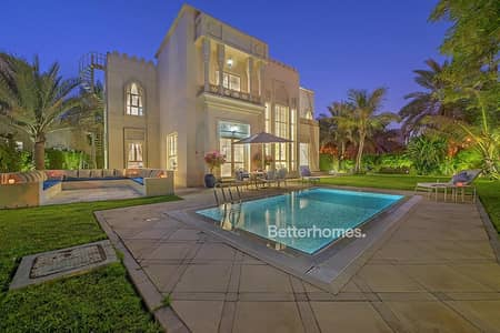 4 Bedroom Villa for Sale in Jumeirah Islands, Dubai - 4 Bedroom|Fully Upgraded|Furnished|Entertainment