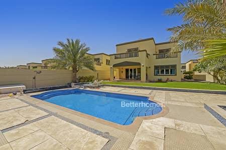 4 Bedroom Villa for Sale in Jumeirah Park, Dubai - Next to lake 4 Bed Regional Villa in Jumeirah Park
