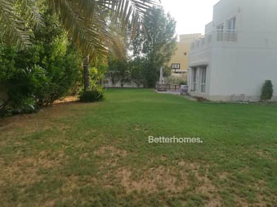 4 Bedroom Villa for Rent in The Meadows, Dubai - Upgraded Kitchen and Floors |  Huge Plot