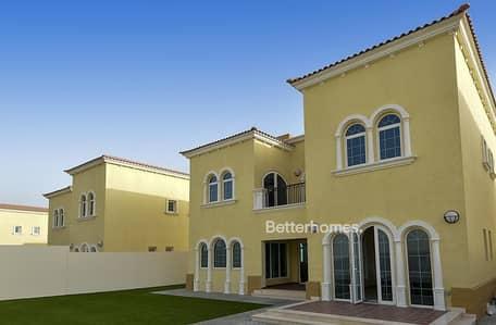 3 Bedroom Villa for Rent in Jumeirah Park, Dubai - Corner Villa   large plot   Legacy Small