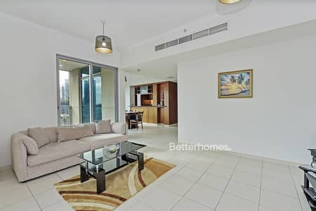 3 Bedroom Apartment for Sale in Downtown Dubai, Dubai - Large Three Bedroom| Maid's Room| Vacant