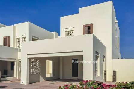 3 Bedroom Villa for Rent in Reem, Dubai - Prime Location | Type J | Corner Plot | Single Row
