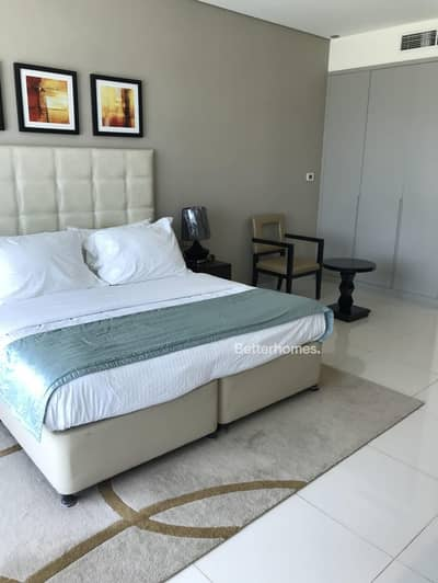 Studio for Rent in Dubai World Central, Dubai - 12 Cheques | Fully Furnished | With Balcony