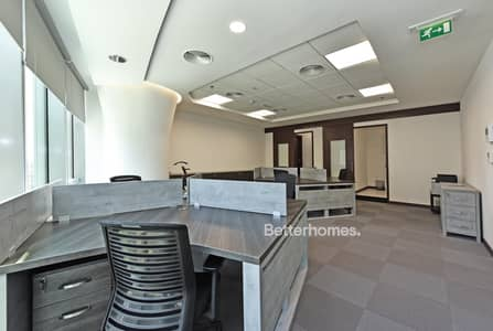 Office for Rent in DIFC, Dubai - Office | Fully Fitted and Furnished DIFC