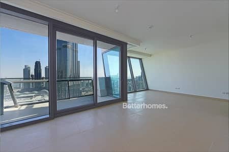 3 Bedroom Apartment for Rent in Downtown Dubai, Dubai - Full Fountain View | Brand New | Fitted Kitchen