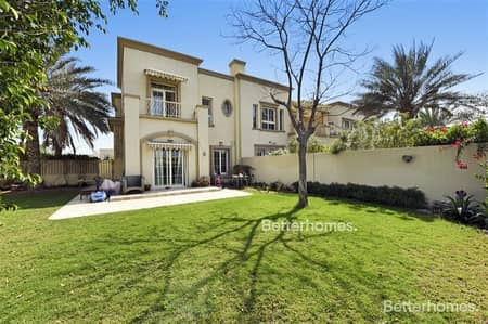 3 Bedroom Villa for Rent in The Springs, Dubai - Huge Garden | Lake view | Massive Plot |