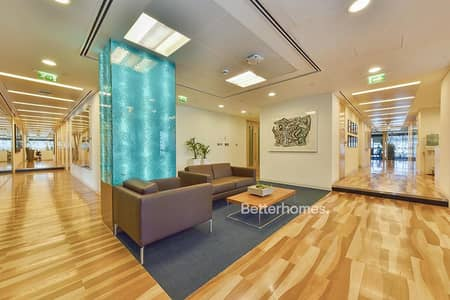 Office for Rent in Jumeirah Lake Towers (JLT), Dubai - High End | Furnished Office | JBC1 | JLT