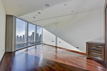 1 Bedroom Apartment for Rent in Downtown Dubai, Dubai - 1 BR | Burj Khalifa | Fountain View