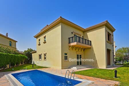 4 Bedroom Villa for Sale in Jumeirah Islands, Dubai - Skyline View 4 Bed Entertainment Foyer Villa