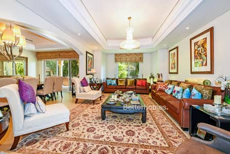 5 Bedroom Villa for Sale in Green Community, Dubai - Well Maintained | Good Location | Maids Room