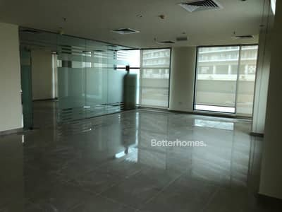 Office for Rent in Business Bay, Dubai - Partitioned | Garden View | Low Floor