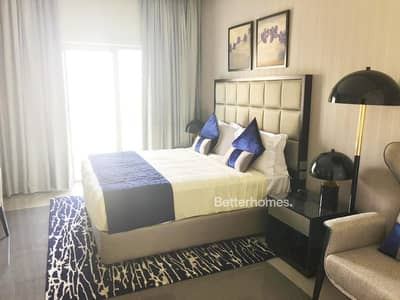 Studio for Rent in Business Bay, Dubai - Brand New | Furnished Studio | Pool View