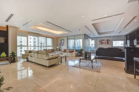 3 Bedroom Penthouse for Sale in Dubai Marina, Dubai - High End Finishing| Furnished 4BR + Maid