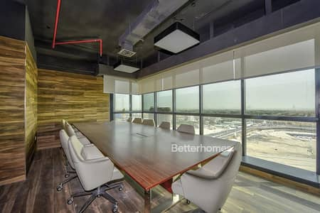 Office for Sale in Jumeirah Lake Towers (JLT), Dubai - Furnished   Stunning View   Grade A Tower