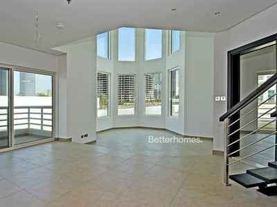 3 Bedroom Apartment for Sale in Jumeirah Heights, Dubai - 3 bedrooms with maids room | Duplex unit