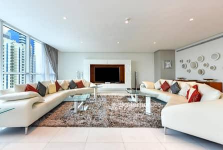 4 Bedroom Penthouse for Sale in Dubai Marina, Dubai - Stunning Duplex Penthouse - Panoramic Views