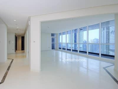 3 Bedroom Flat for Sale in Dubai Marina, Dubai - 3bed+maids | High Floor | Partial Sea