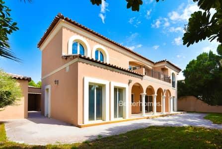 5 Bedroom Villa for Sale in Green Community, Dubai - Upgraded   Vacant   5 Bed   Family Villa