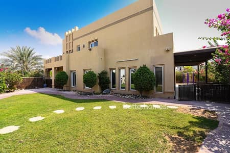 5 Bedroom Villa for Sale in Arabian Ranches, Dubai - Al Mahra | 5 Bedrooms | Single Row | Large Plot