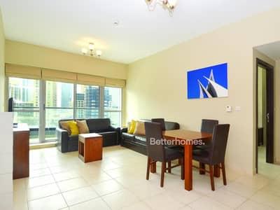 1 Bedroom Flat for Sale in Dubai Marina, Dubai - 1 Bedroom | The Point Tower | Low Floor