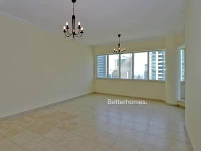 1 Bedroom Apartment for Sale in Dubai Marina, Dubai - Study | Marina View | Low to Mid Floor | Rented