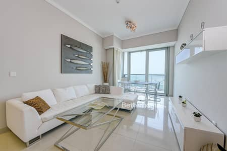 3 Bedroom Flat for Sale in Dubai Marina, Dubai - Sea View | Fully Furnished | 2 Bed+Family Room
