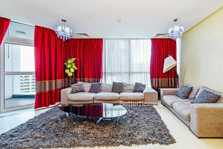 3 Bedroom Apartment for Sale in Dubai Marina, Dubai - Fully Furnished | Vacant | Low Floor