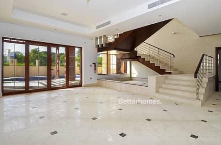 5 Bedroom Villa for Rent in Jumeirah Islands, Dubai - 5 Bed Mansions Villa in Jumeirah Islands with Pool