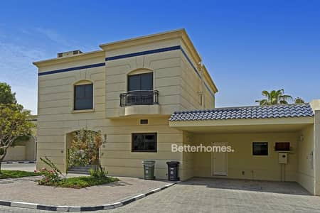 4 Bedroom Villa for Rent in Al Safa, Dubai - Compound | Private garden and swimming pool
