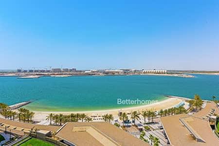 3 Bedroom Apartment for Rent in Al Raha Beach, Abu Dhabi - Amazing 3 Bed   Full Sea View   Al Muneera