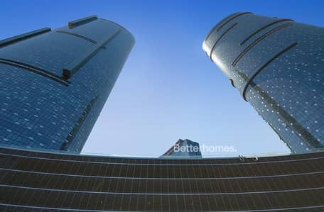 4 Bedroom Flat for Sale in Al Reem Island, Abu Dhabi - Amazing Four Beds with sea view in Sky tower